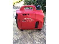 Generator, light, portable Honda EU inverter 10i, 1KW
