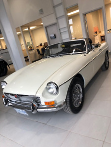 1969 MGB ROADSTER Convertible