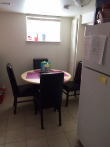 MCMASTER STUDENT  4M.SUBLET 1 BEDROOM APARTMENT AVAIL. MAY 1ST