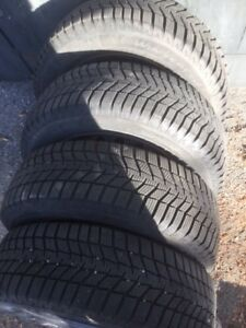 Winter tires / rims - hankook iPike 225/50R16