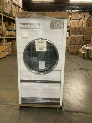 NEVER USED! Huebsch 50 LB Commercial Dryer 200-208/60/3 ***ELECTRIC***