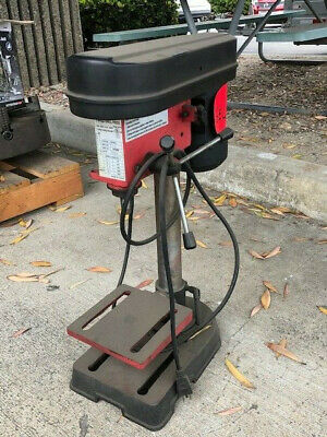 8 Drill Press Mini Bench Top Dp5mul 5 Speed Step Pully 760-3070 Rpm Year 2003