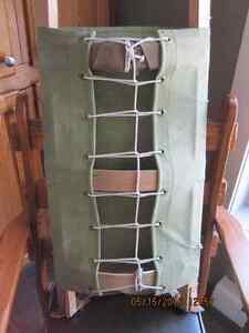Vintage PIONEER TRAPPER NELSON Indian Packboard No. 3
