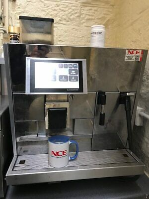 Thermoplan Black and White Coffee Machine - Model BW3 CTS