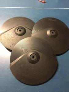 Roland CY8 Cymbal Pads (3 available)