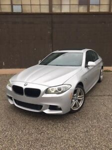 2012 BMW 5 Series 535i AWD - M-PKG. - NAVIGATION