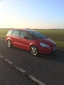 2008 Ford S-MAX 1.8TDCi 6sp Zetec * DIESEL 7 SEATER* REDUCED*