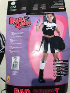 Costume Halloween - pour 8-10 ans- Bad Spirit