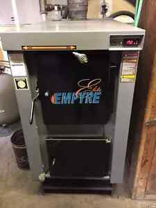Empyre Elite 100 indoor wood boiler