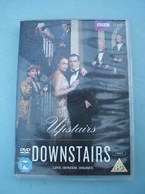 DVD 2 Disc Set Upstairs Downstairs BBC Series 2011