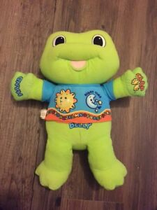 Leap Frog Learning Tad mint condition