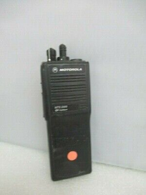 Motorola Mts2000 H01ucd6pw1bn 800mhz Two Way Radio No Battery 3428k