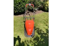 Flymo Hover Compact 330 electric lawnmower