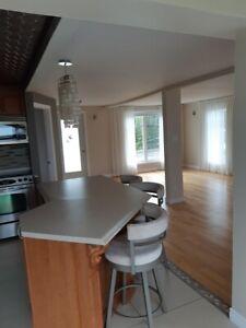 Situé a Rouyn-Noranda/Grand appartement de Style- 1 chambre