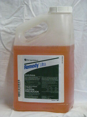 Remedy Ultra Herbicide   1 Gallon  Triclopyr 60 45   By Dow Agrosciences