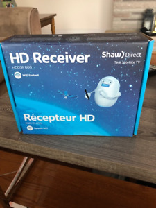 2 Shaw HD Receivers / 1 Shaw HD PVR Receiver - $300 OBO