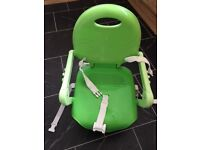 Chicco Pocket Snack Booster Seat Available - Great Item For Little Ones - Excellent Condition!