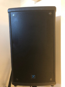 2 YORKVILLE SPEAKERS NX55-P HOME USE ONLY 10/10