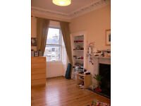 Double room available in 5 bedroom postgrad student flat in Newington for 11 months from Sept/Oct