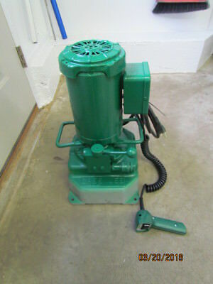 Greenlee 960 Electrichydraulic Pump