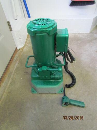 Greenlee 960 Electric/Hydraulic Pump
