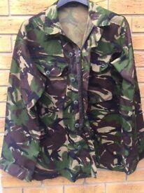 2- Camouflage Jackets