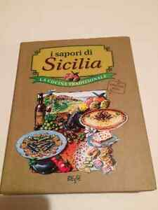 Cookbook: Sicilian Food - In English AND Sicilian dialect, NEW! West Island Greater Montréal image 1
