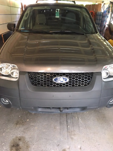 2005 Ford Escape XLT 4x4
