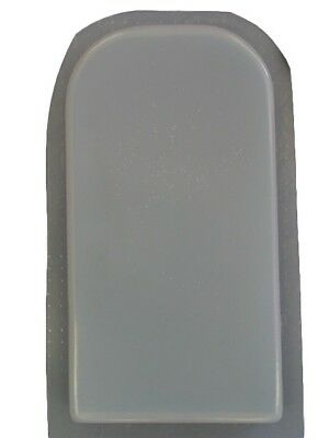 Halloween Stepping Stones (Tall Pet Marker Halloween Tombstone Concrete Mold 7010)