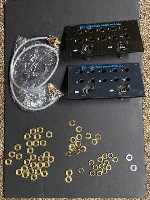 Audiology Noise Barriers Sound Booth Panel set-Used