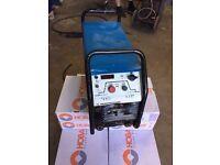 SAF prestotig 250 DC only tig welder with WP26 tig torch