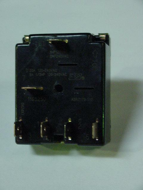 GE ASR7173-512/1165250 7-POSITION ROTARY SWITCH 87968