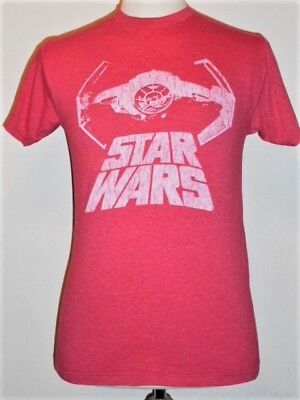 Soft Tie Fighter Star Wars T Shirt  S