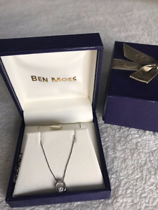 Canadian Ice Ben Moss Diamond Necklace