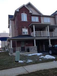 Townhouse in Waterdown for rent