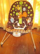 Fisher Price Calming Vibrations Bouncer Hamersley Stirling Area Preview