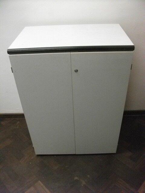 Storage Cupboard or Cabinet . Brand - Marcatre .Size : H=106cm , W=76cm , D=50cm .