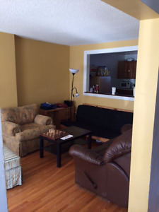 1 room in a 4 bedroom house.- September 1st to April 30th Lease