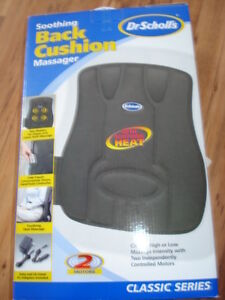 NEW back cushion massager Peterborough Peterborough Area image 1