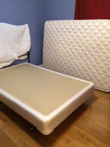 3/4 size box spring
