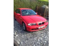 BMW 3 Series E46 318CI Parts Available
