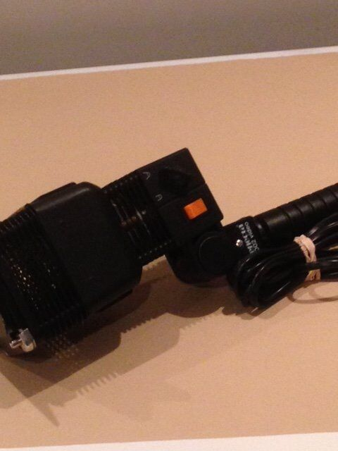 Hand Held or Tripod mounted Photo Flood Light