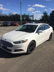 2014 Ford Fusion SE LEATHER! 1 YEAR POWERTRAIN WARRANTY