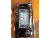 Waterproof iphone case £19 + floating phone case £9