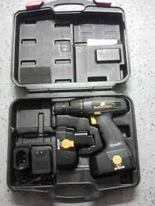 Cordless drills (almost never used)