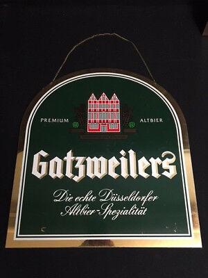 XXL-Zapfhahnschild Gatzweilers Premium Altbier - Variante 3 von 4