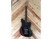 Fender Blacktop Jazzmaster guitar