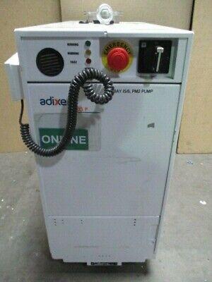 Adixen A.603P Vacuum Pump w/ Adixen 112970 Controller, Alcatel A3D2161020000