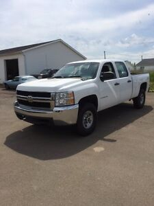 REDUCED $12995 HD 2500 2009 CHEV 4X4