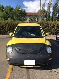2002 Volkswagen New Beetle Coupe (2 door)